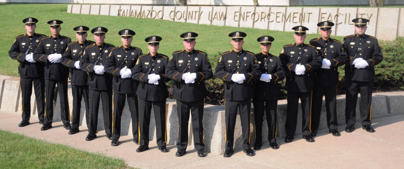 KCSO Honor Guard 2011